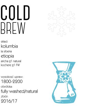 kawa drip cold brew