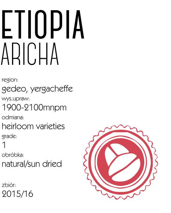 kawa espresso etiopia