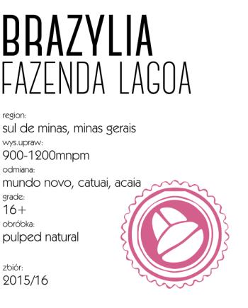 brazylia lago espresso