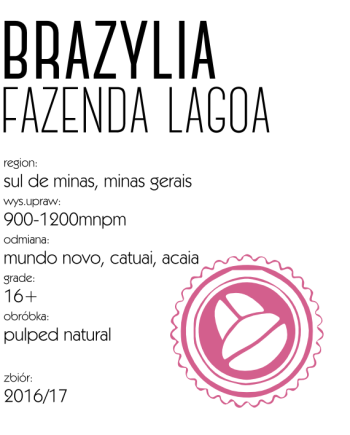 kawa espresso brazylia lagoa