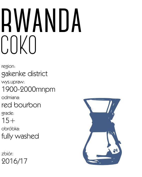 kawa speciality rwanda coko