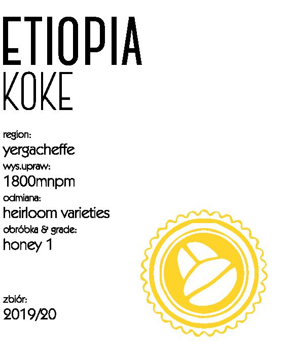 Etiopia Koke