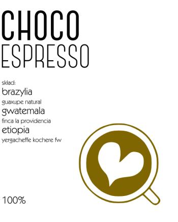 espresso czekoladowe