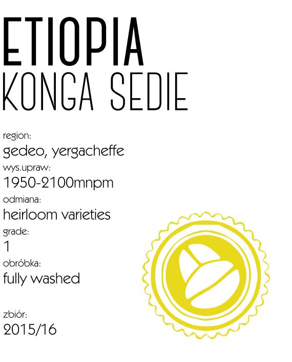 kawa etiopia konga