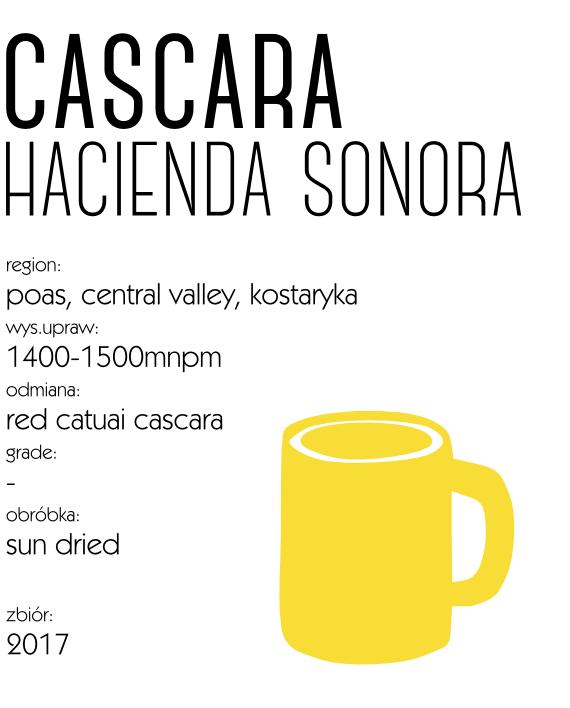 cascara kostaryka sonora