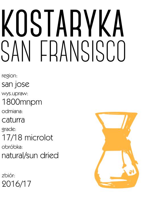 kawa kostaryka san fransisco drip