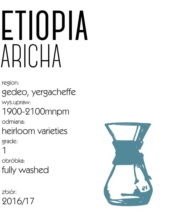 kawa etiopia aricha speciality