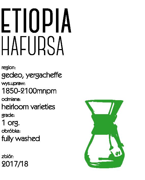 kawa etiopia hafursa organic