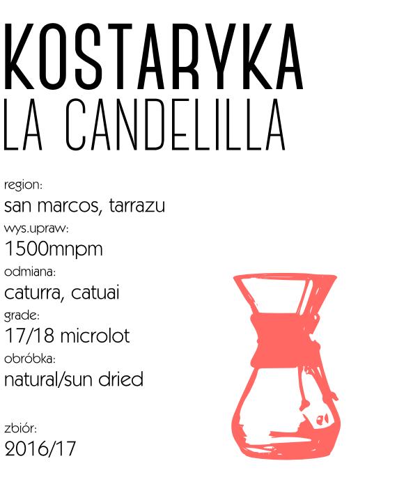 kawa kostaryka filter