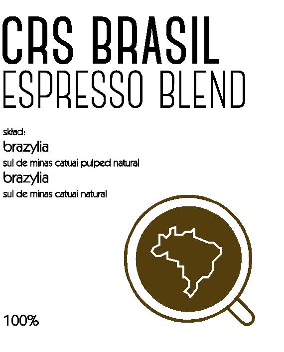 kawa brazylia espresso